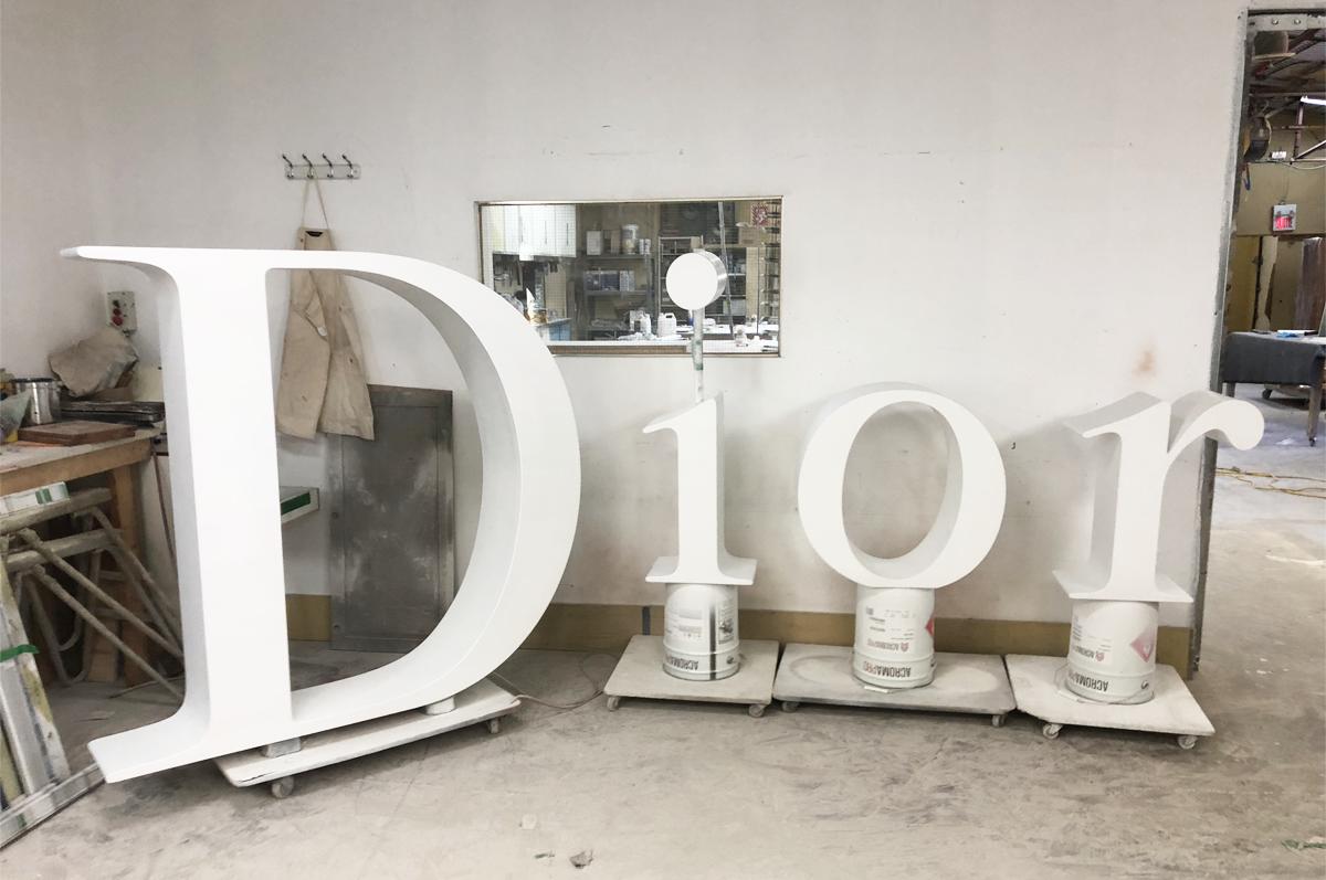 projet Dior