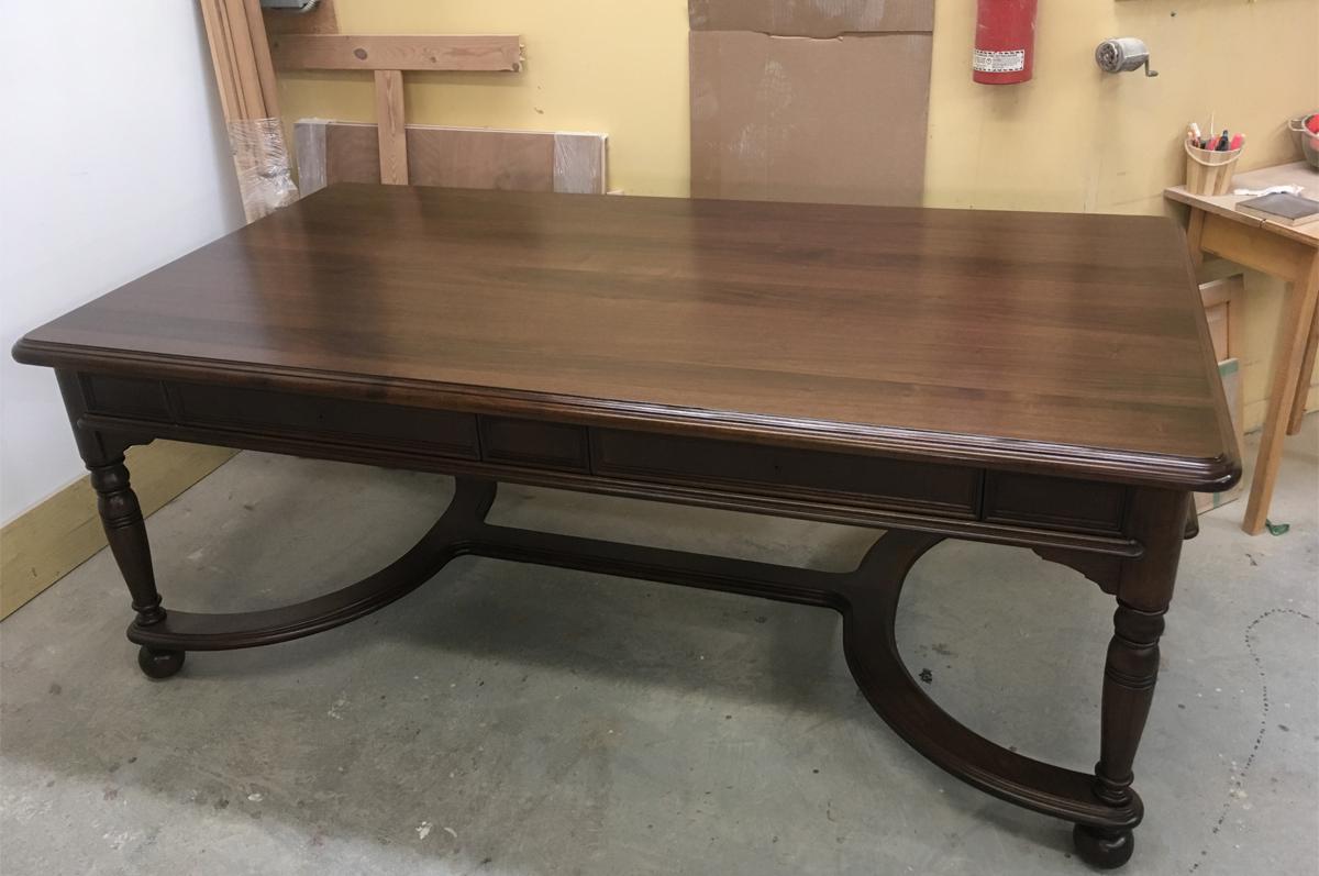 table restaurer